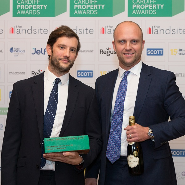 Professional Cardiff Property Awards Photography Pradip Kotecha