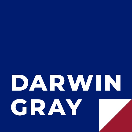 darwin gray square